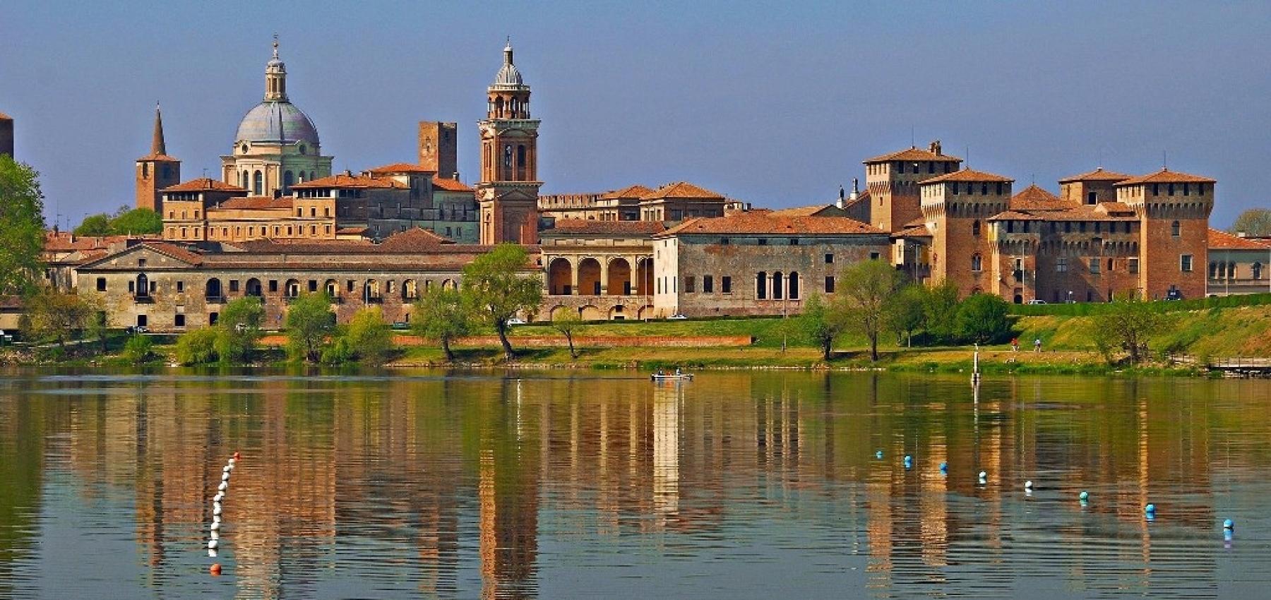 Entdecken Mantua kostenlos