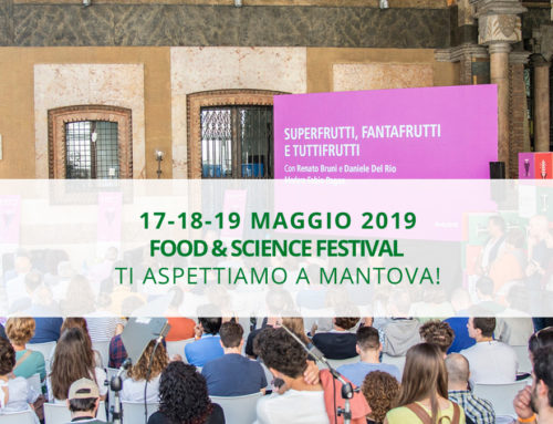 Food and Science Festival 2019 Mantova