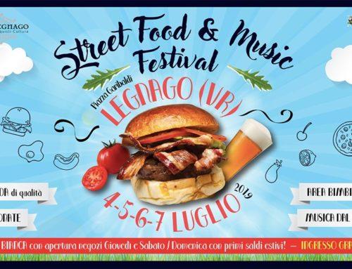 Street Food & Music Festival 2019