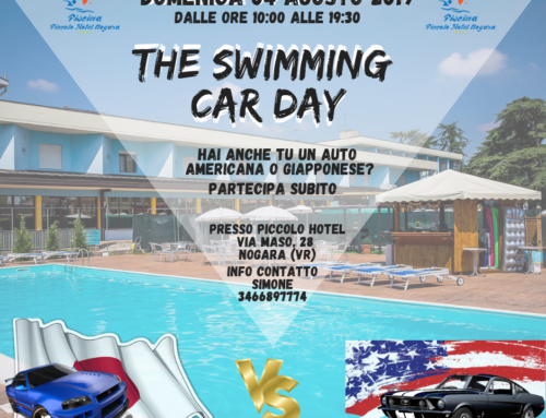 The Swimming Car Day