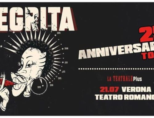 25° anniversario di rock per i Negrita
