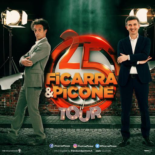 Ficarra e Picone all'Arena di Verona